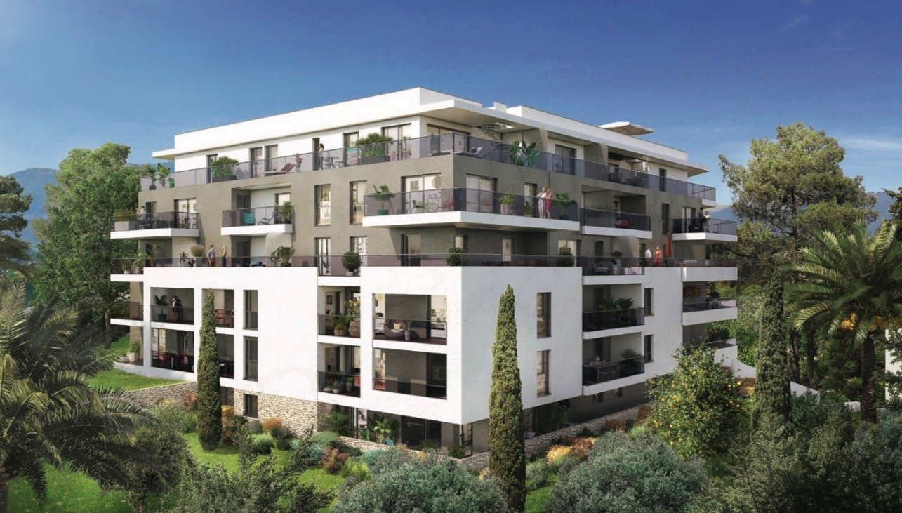 ANTIBES - French Riviera - 2 bed apartment near Sophia Technopole