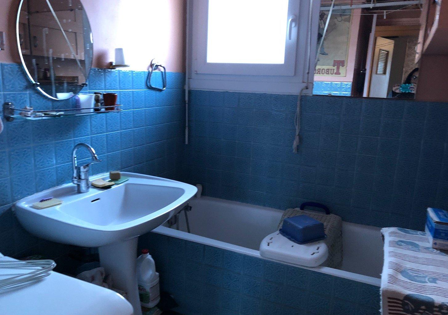 Caluire et Cuire,  appartement T4 avec vue panoramique à rénover