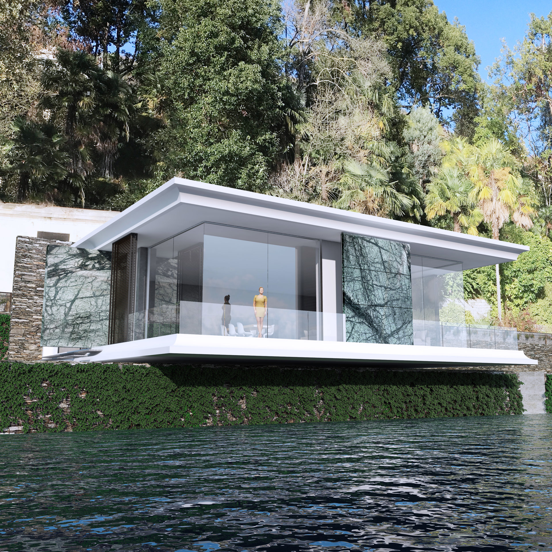 Exclusive Modern Villa for Sale in Verbania