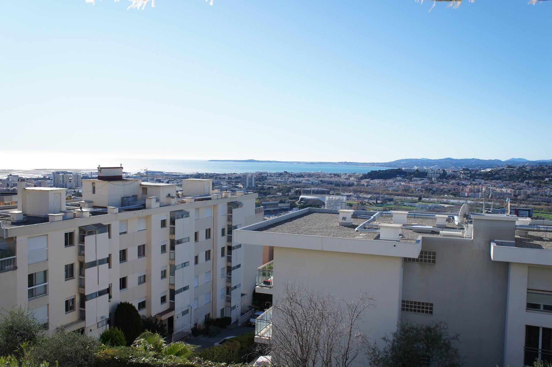 appartement 3 pièces - Nice ouest