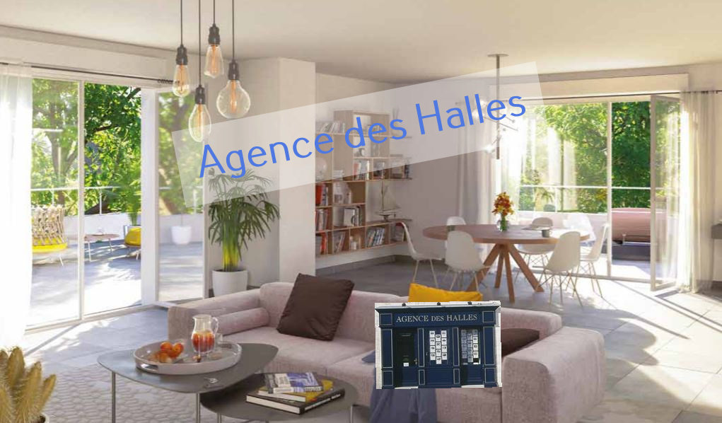 Appartement T1 neuf