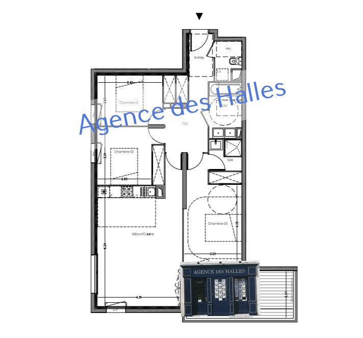 New apartement