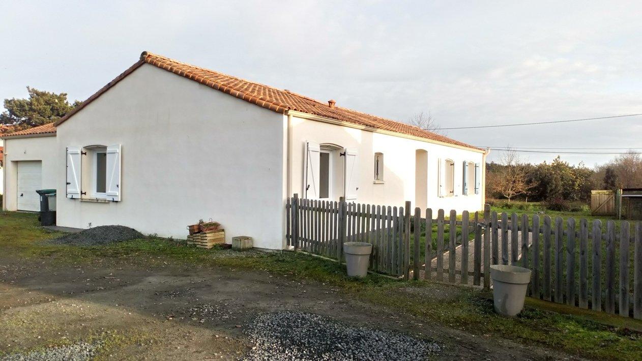 Vente Maison - Remouillé