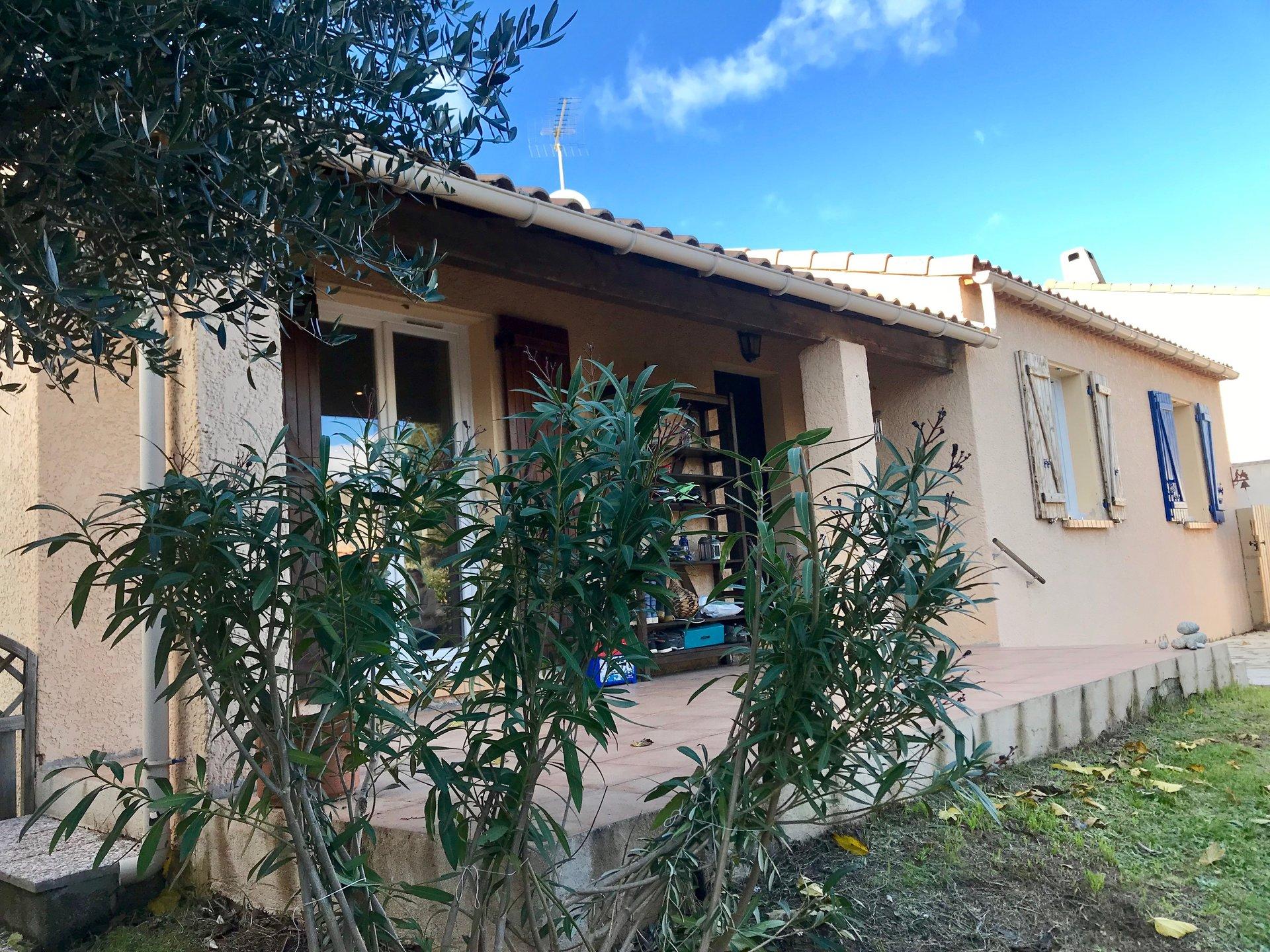Saint Cannat villa T4