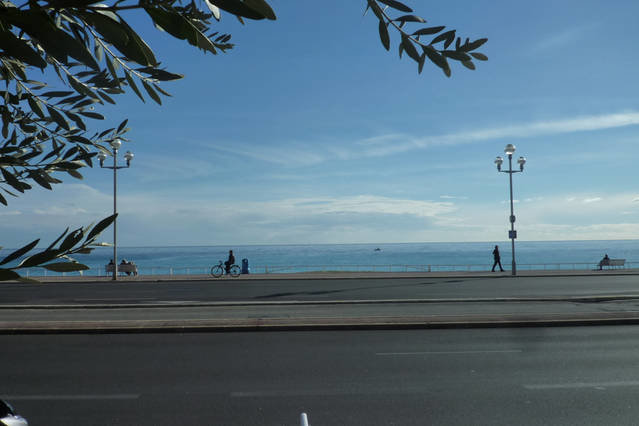 studio meuble étudiants / promenade des Anglais  /tramway / bus
