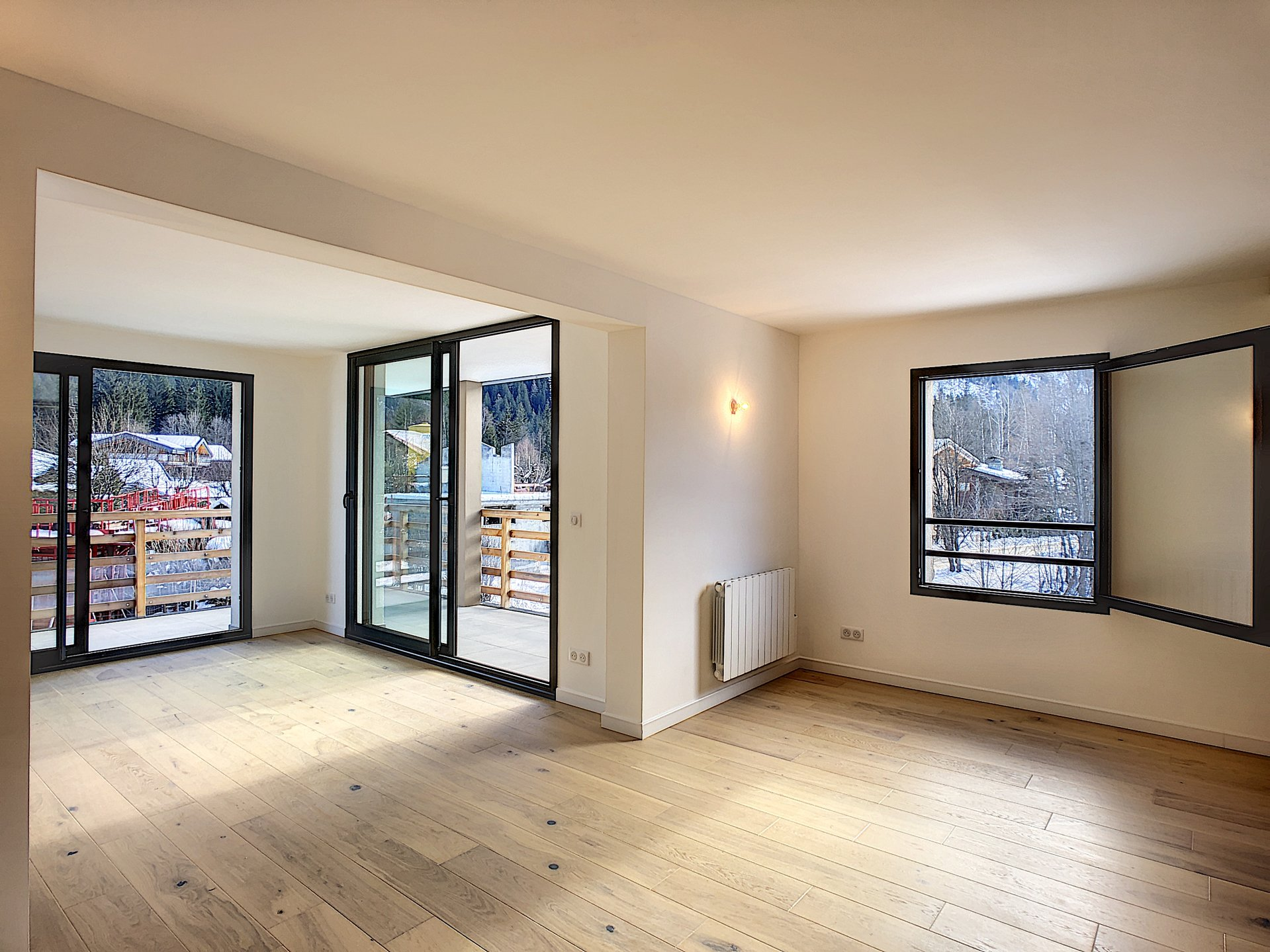 3 bedroom apartment, Chamonix Mont-Blanc
