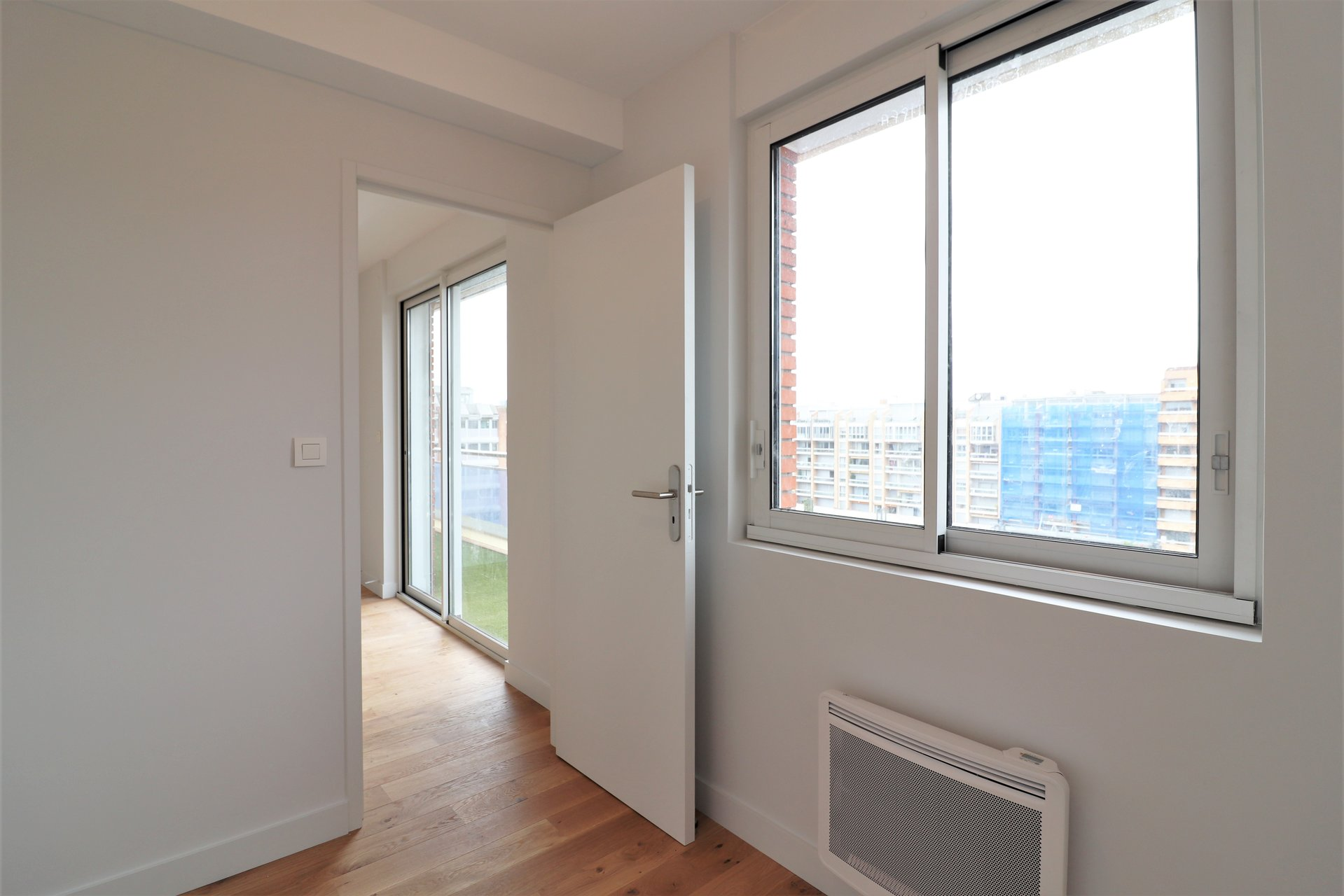 Large apartment type 3 bis - Toulouse city center