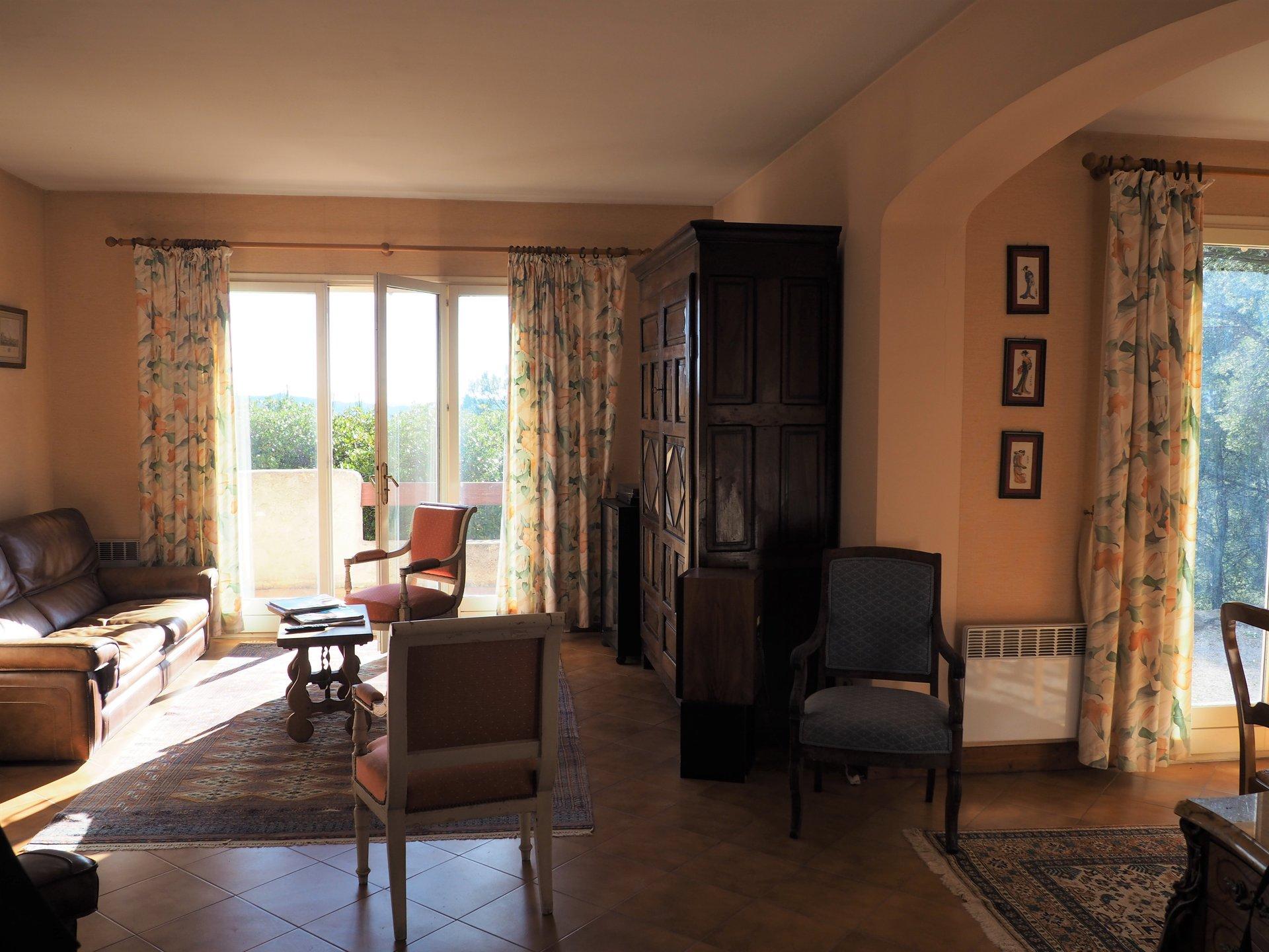 Ceyreste - Maison 135m² terrain 6700m² avec Vue mer