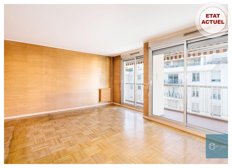 GRATTE-CIEL - Appartement T4 de 88 m2 - Balcon et Garage