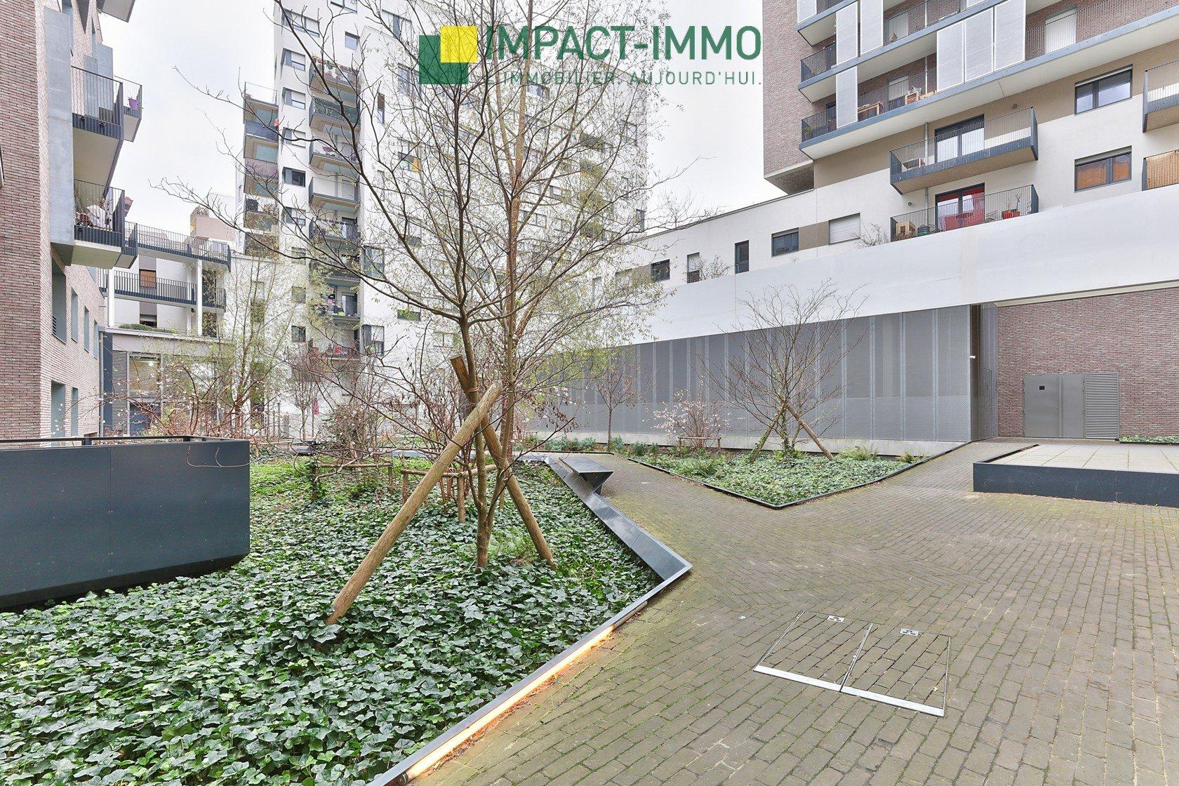 3 pièces - Immeuble 2015 - Balcon