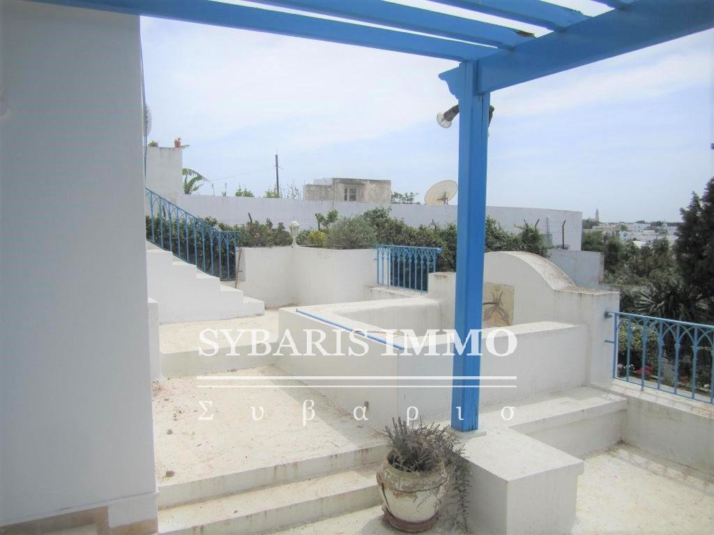 LOCATION TRIPLEX  AVEC JARDIN SIDI BOUSSAID - Tunisie