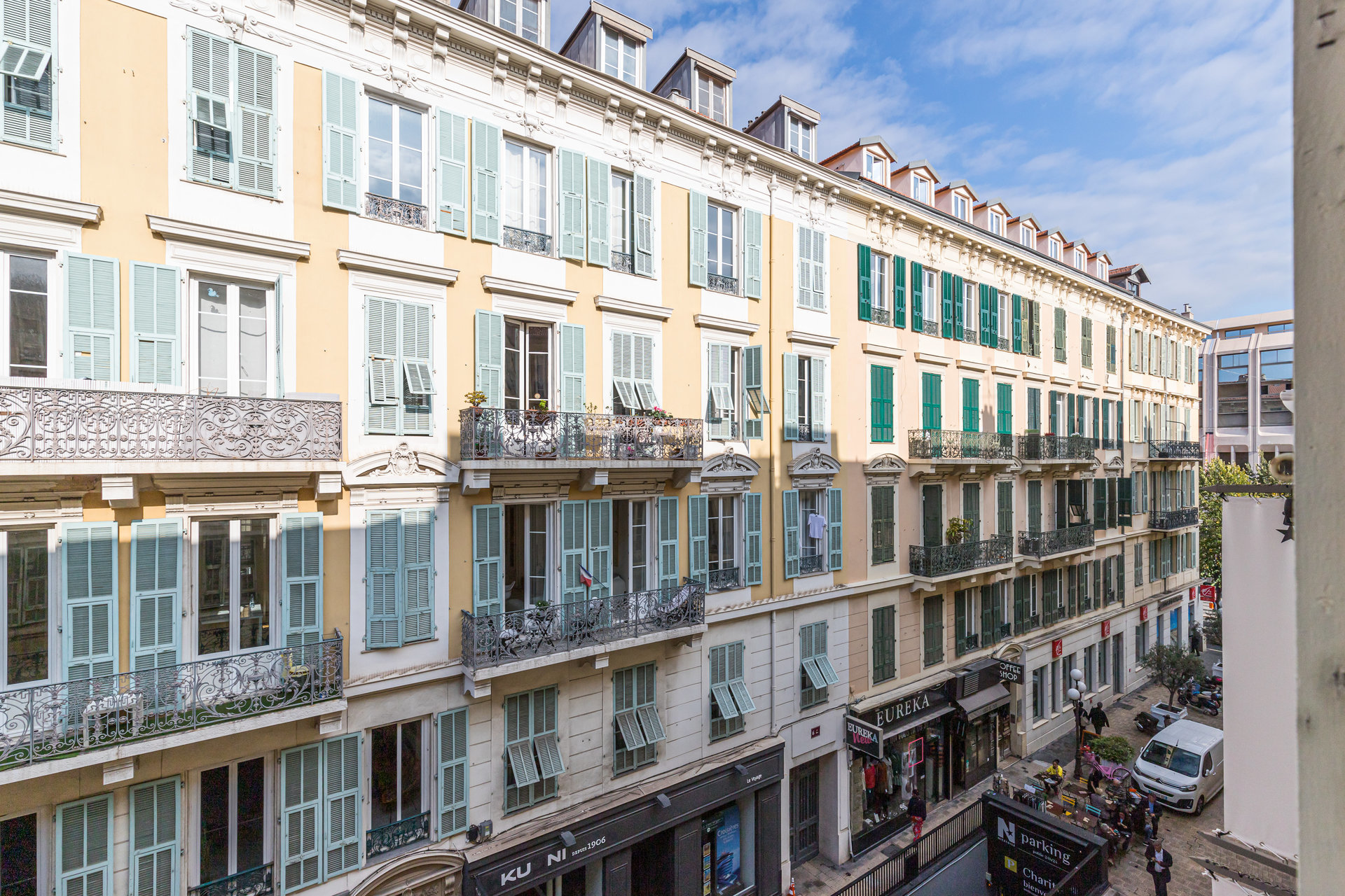Sale Apartment - Nice Centre ville