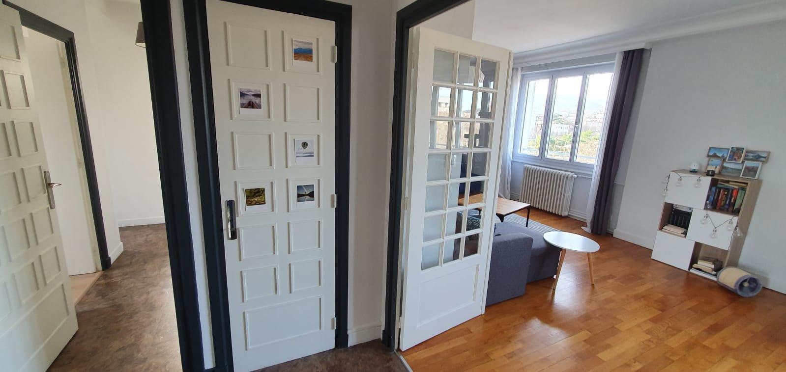 Appartement 83m2 avec balcon et garage