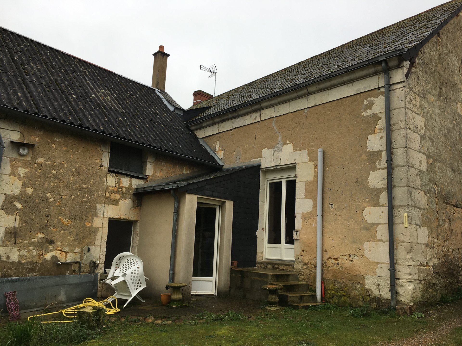 Sale Village house - Vernoil-le-Fourrier