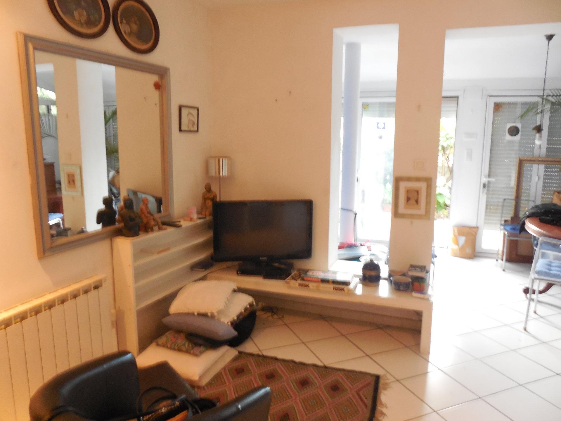 Canet plage à vendre appartement T2 avec terrasse