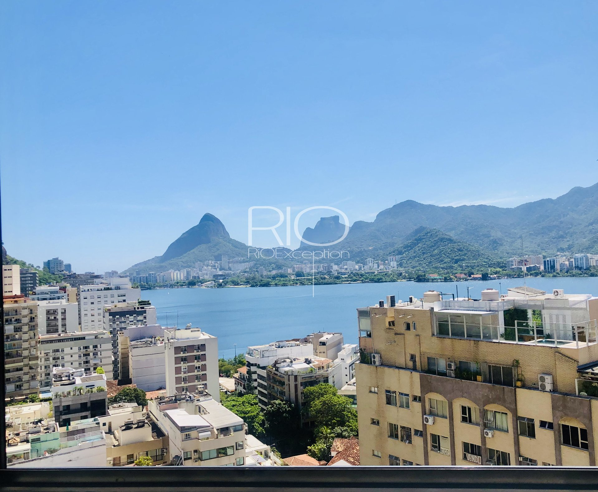 LAGOA - Penthouse with panoramic view of the lagoon