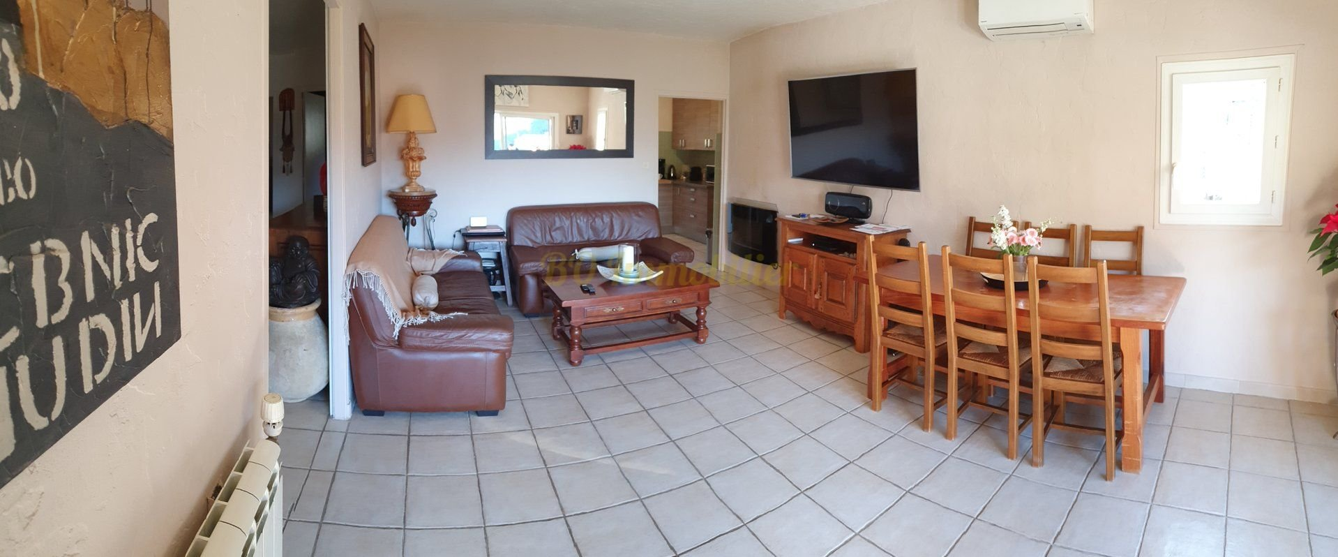 Maison individuelle 4p de 92m² + garage