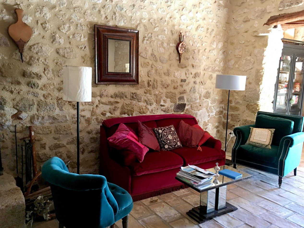 Character property 10 min from Pezenas