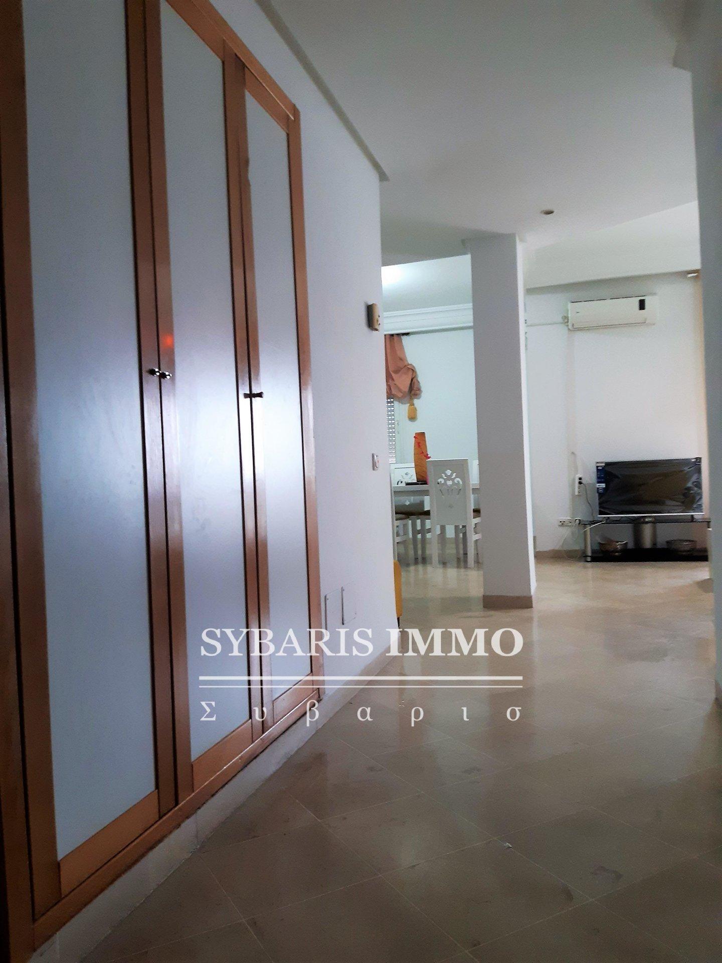location un appartement Lac 1  Tunis