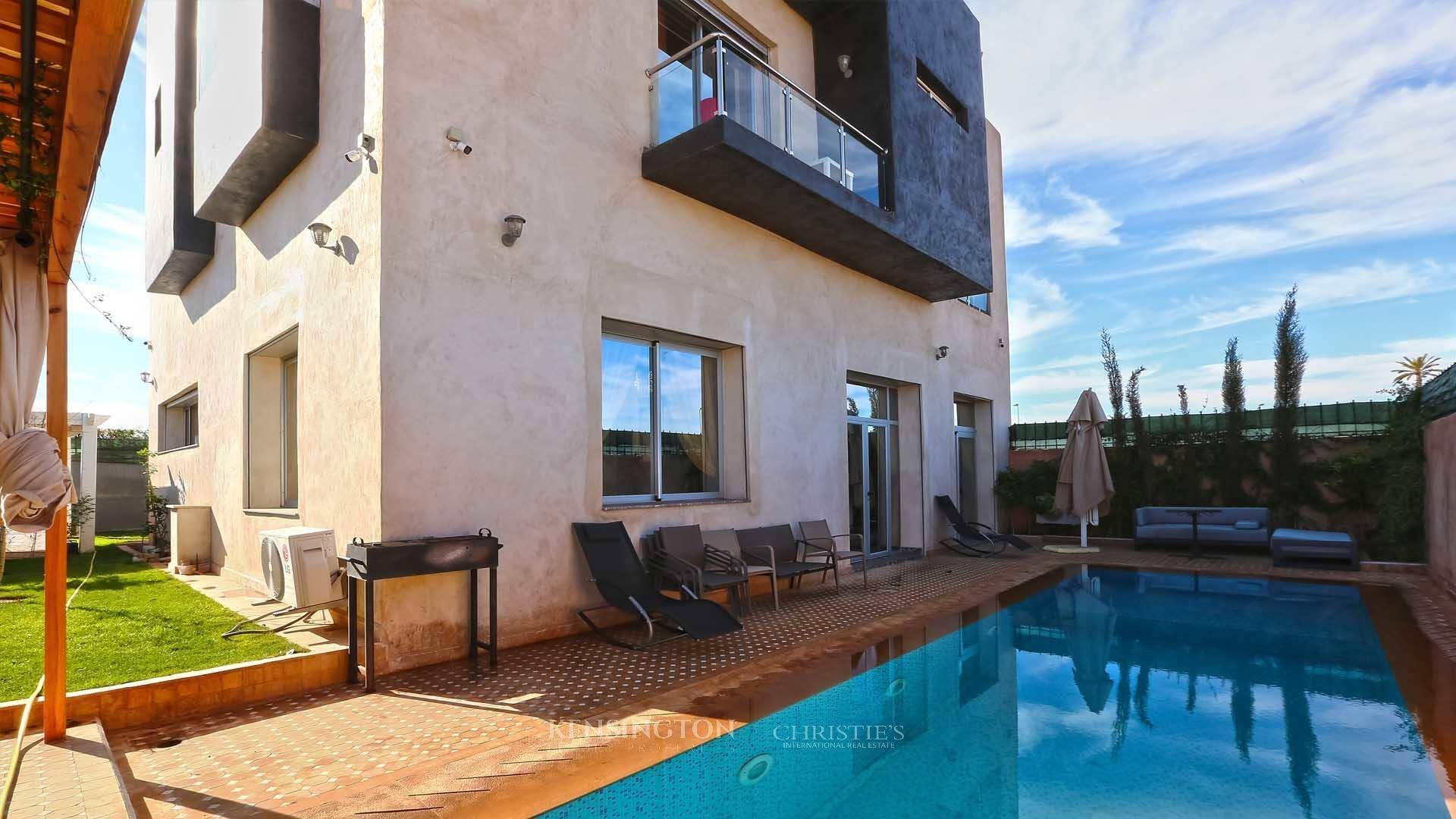 KPPM01343: Villa F Luxury Villa Marrakech Morocco