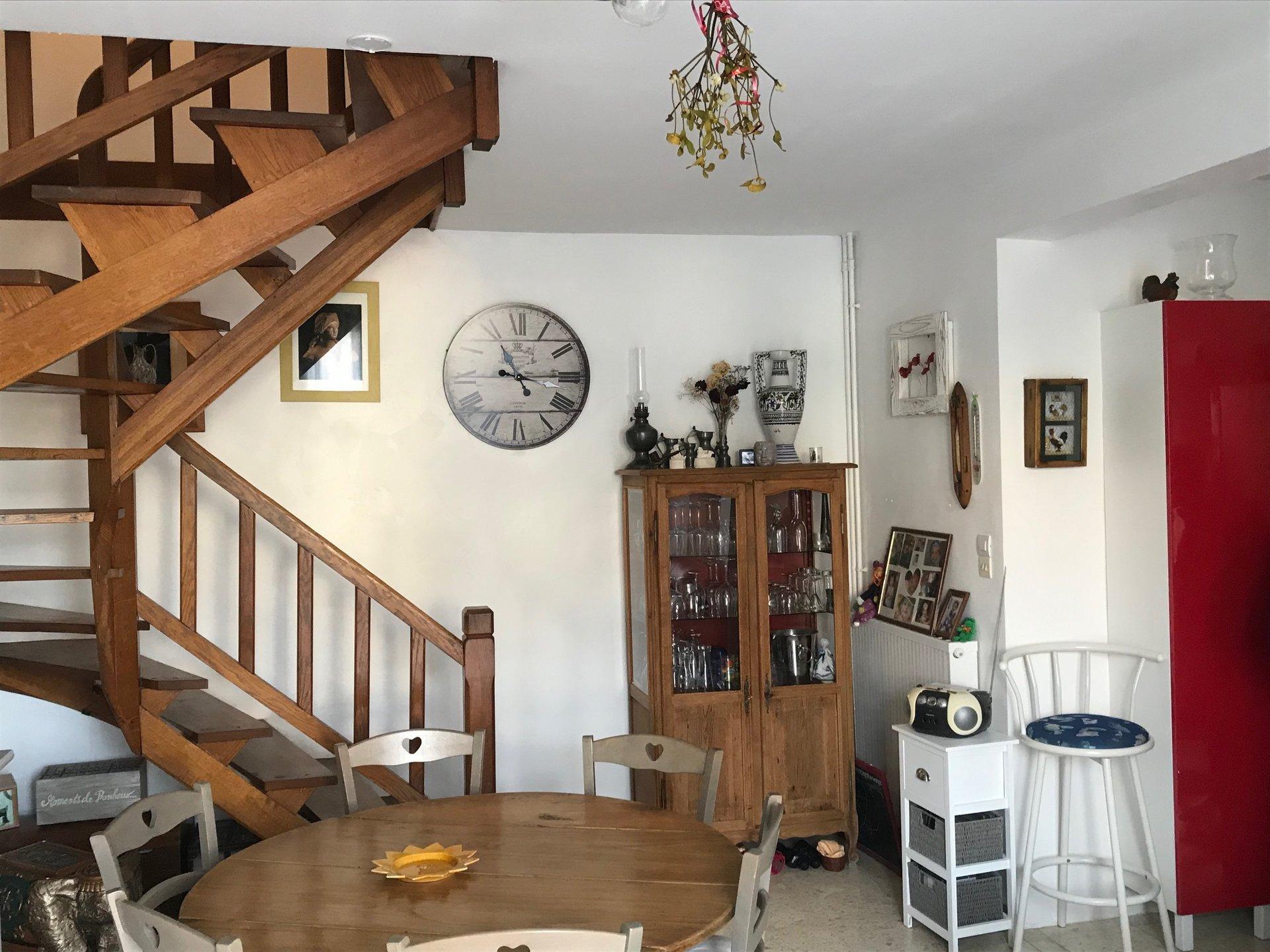 NARBONNE, maison T3 PARKING  ET JARDIN