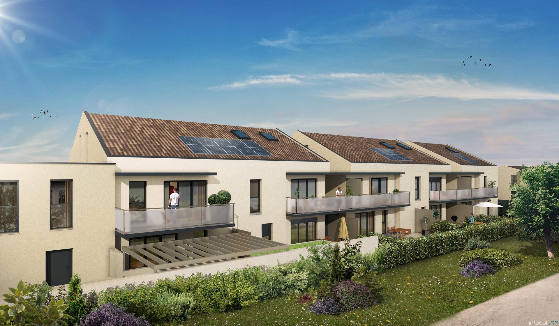 Appartement T2 - 43m² - 31100 TOULOUSE LARDENNE