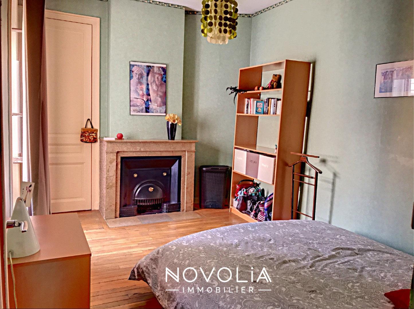 Achat Appartement, Surface de 74.1 m²/ Total carrez : 74.1 m², 3 pièces, Villeurbanne (69100)
