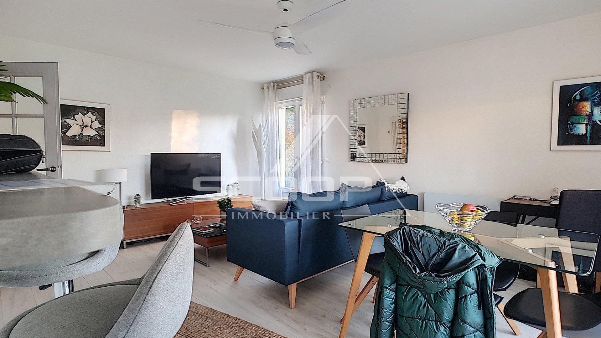 Superbe appartement au calme absolu