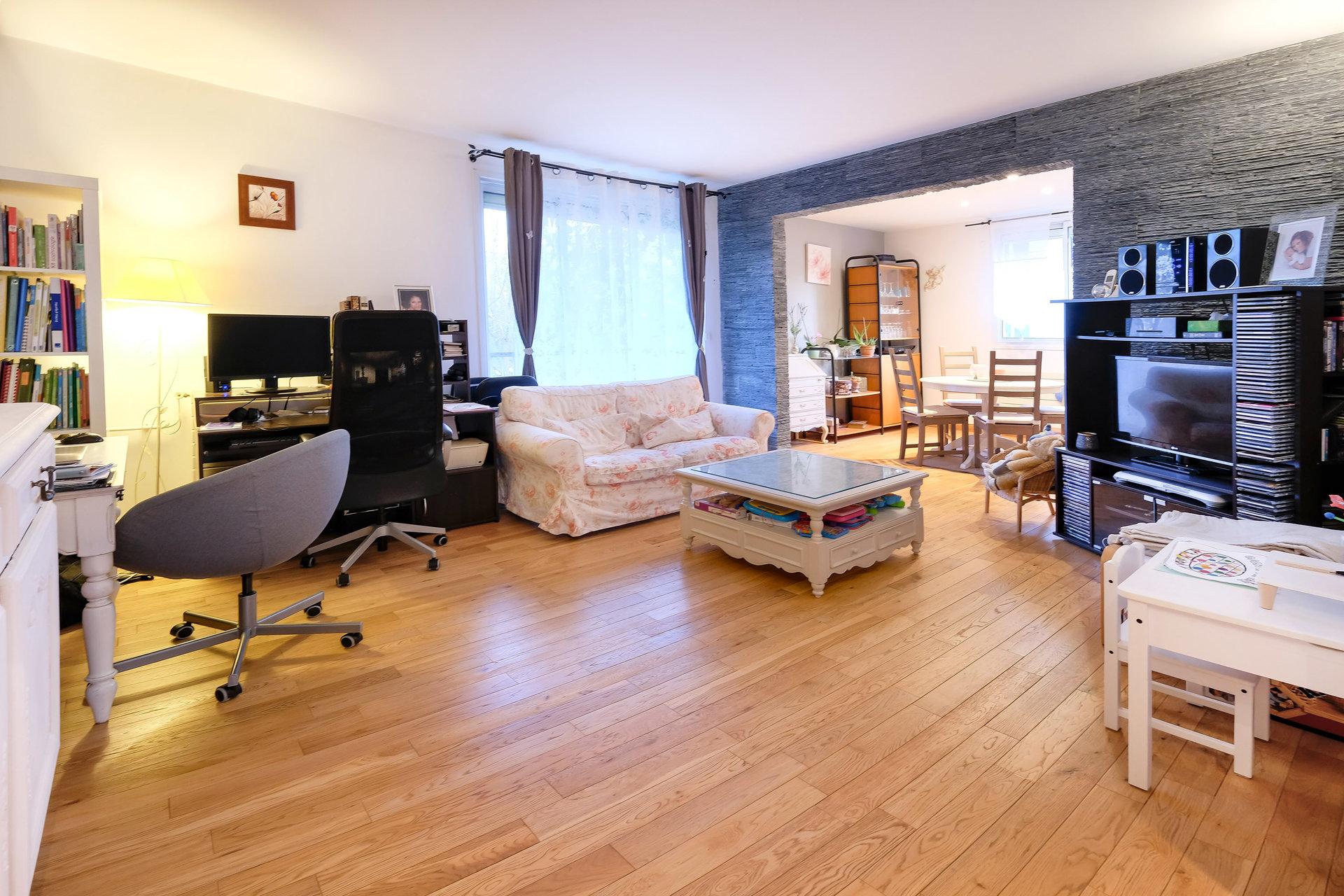 Appartement 3/4 pièces proche gare