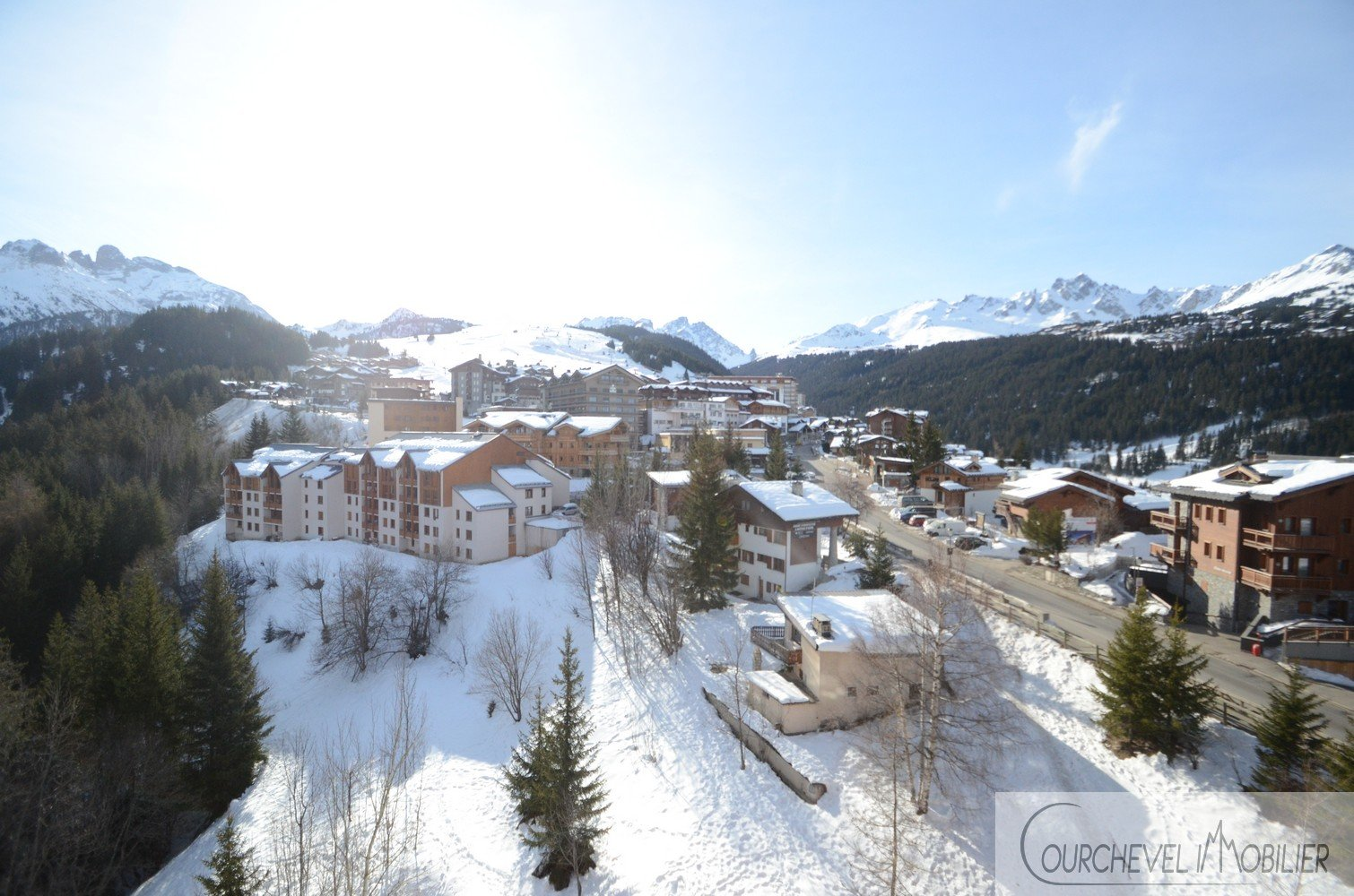 GRAND APPARTEMENT T6 - COURCHEVEL MORIOND