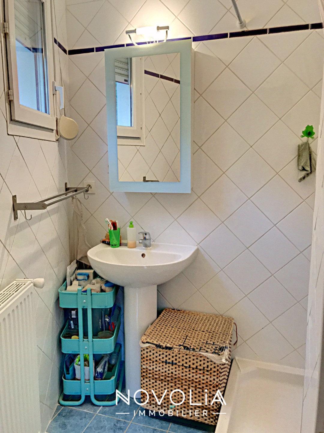 Achat Appartement, Surface de 86.92 m²/ Total carrez : 86 m², 4 pièces, Villeurbanne (69100)