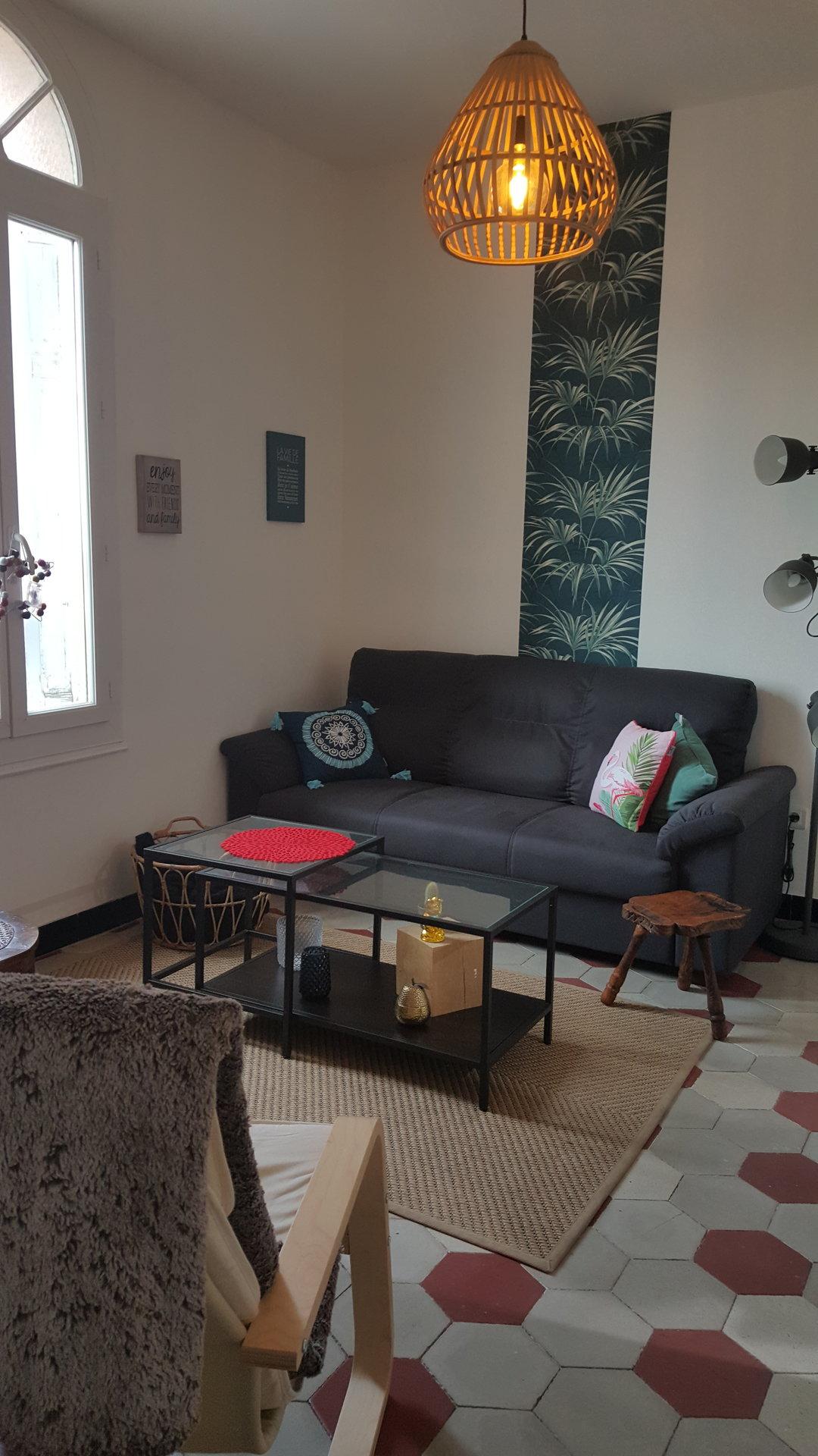 Clémenceau , chambres meublées tout confort, neuves, pour colocation