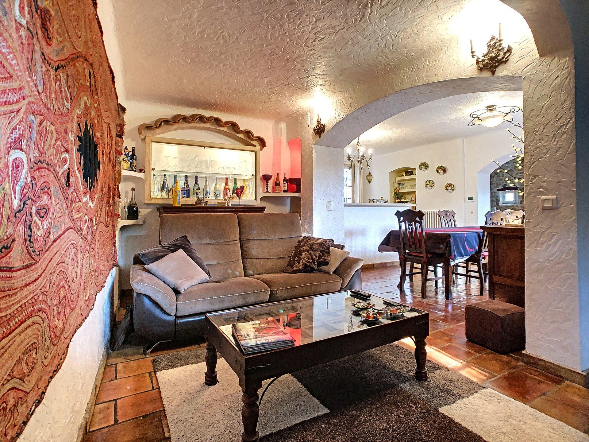 Grasse St Jacques, Authentic Villa in a quiet area