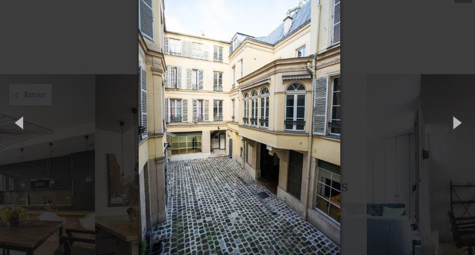Coeur St Germain des Prés