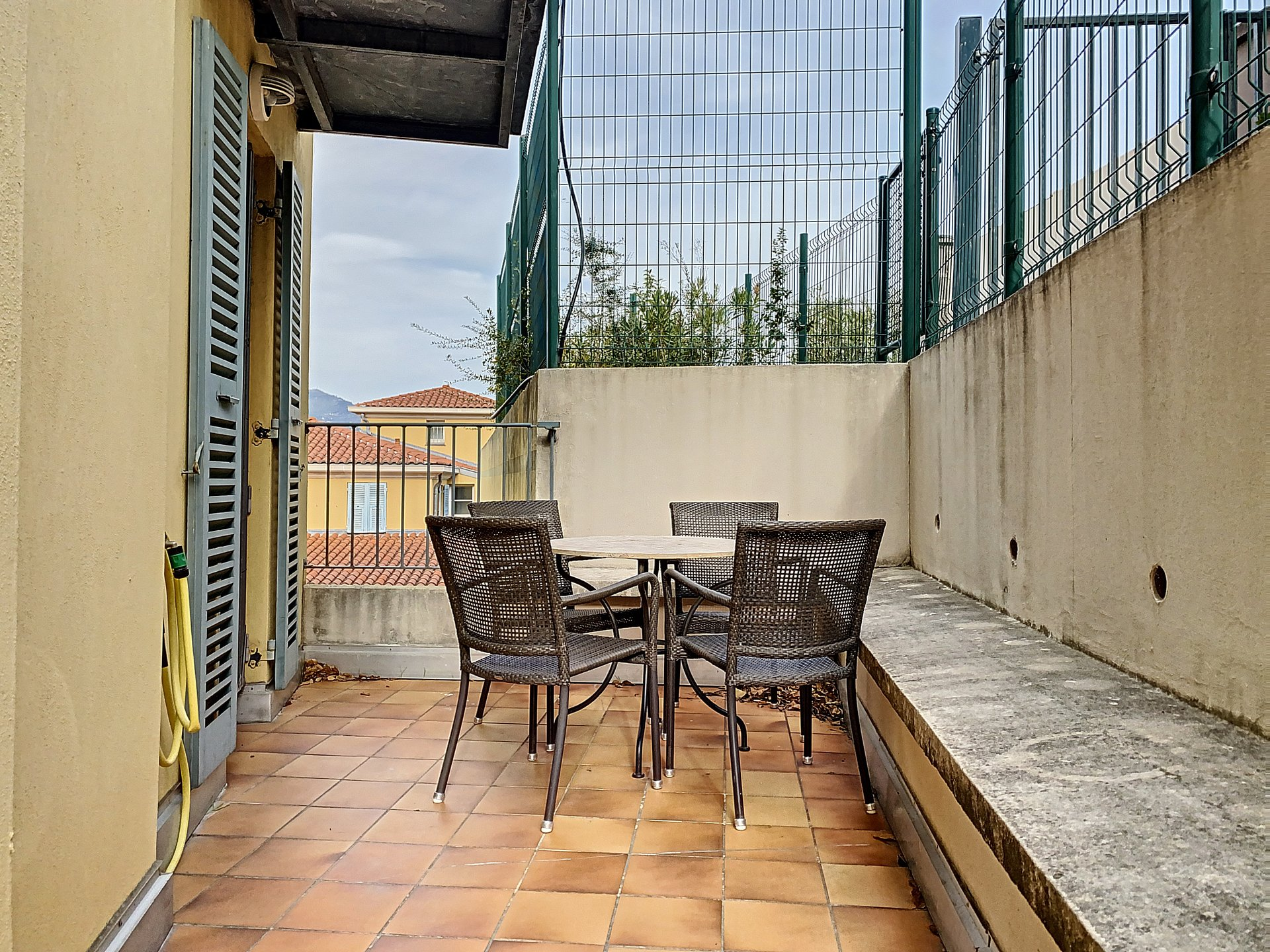 Appartement - NICE - 06300 - 1 chambre - 2 pièces