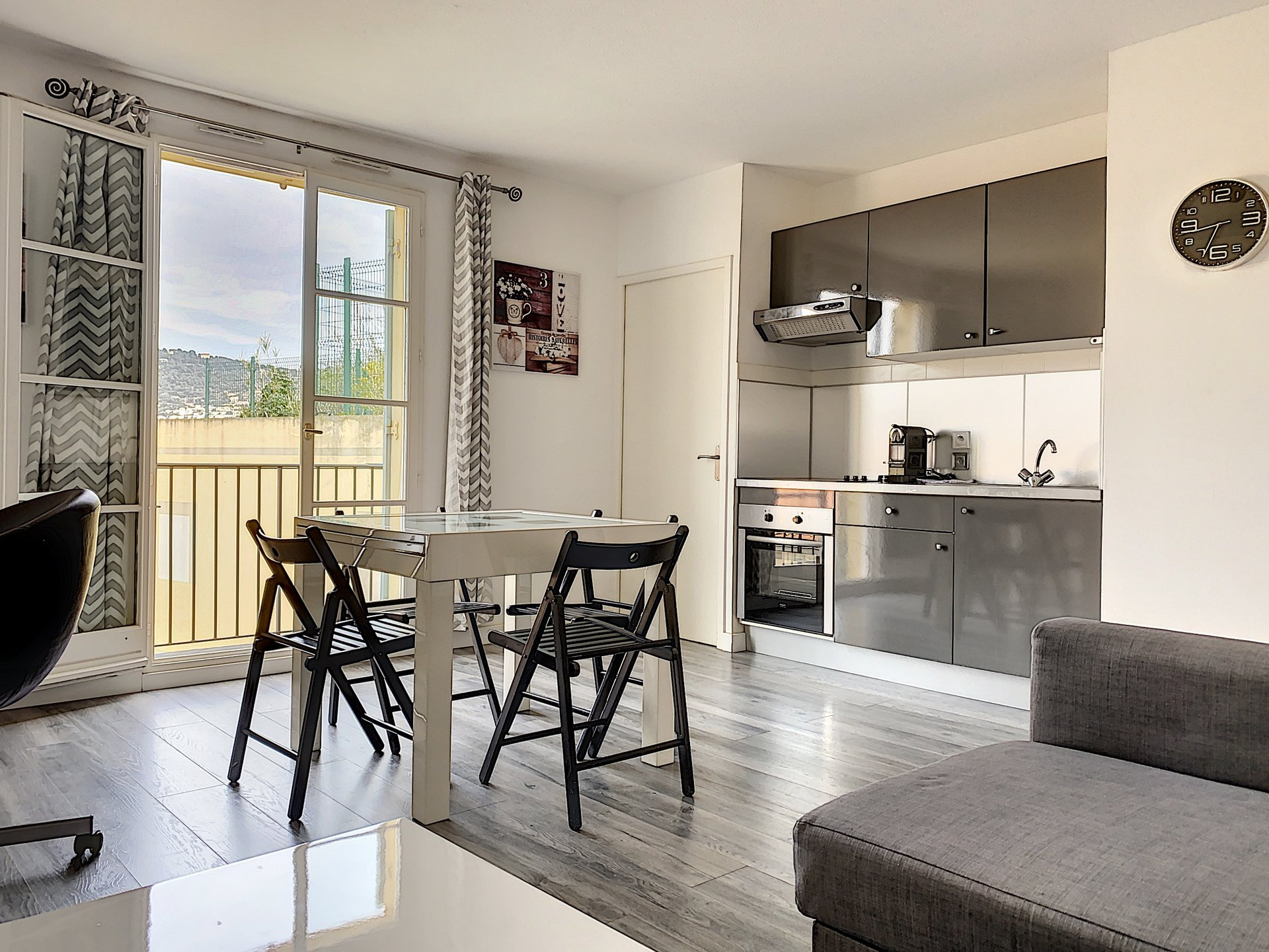 Appartement - NICE - 06300 - 1 chambre - 2 pièces