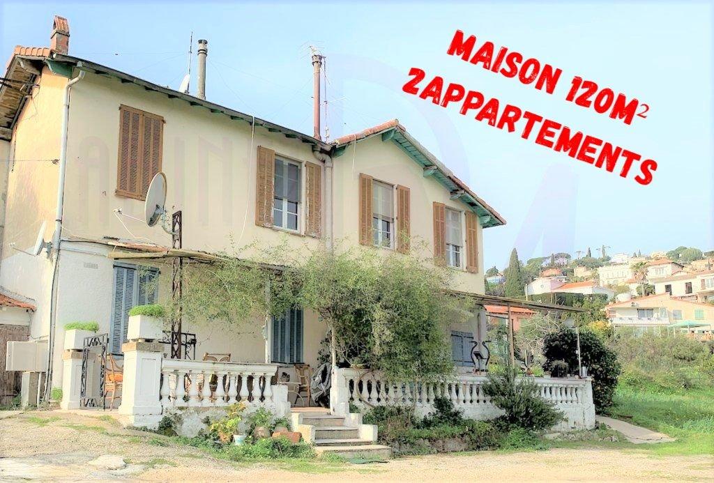 maison 120m²  avec terrain   930 m²