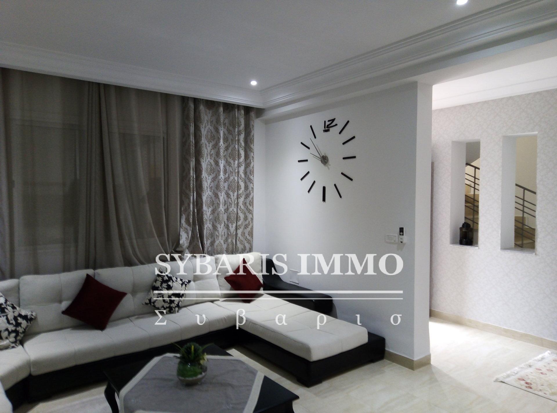 vente villa s+3 a gammarth forêt - Tunis