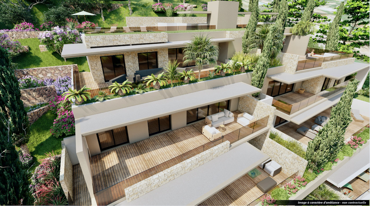 Sale Apartment villa - Les Issambres