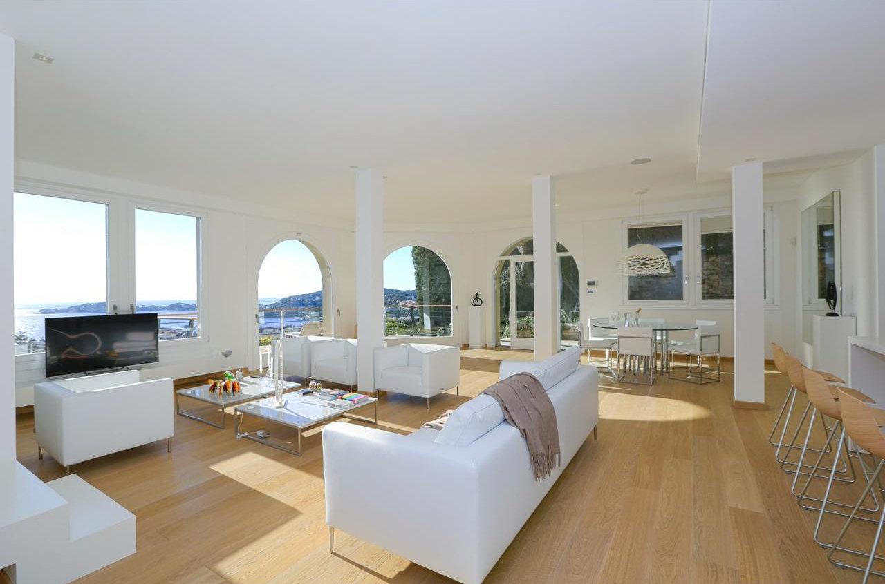 Superbe villa avec piscine et vue mer - Beaulieu-sur-Mer