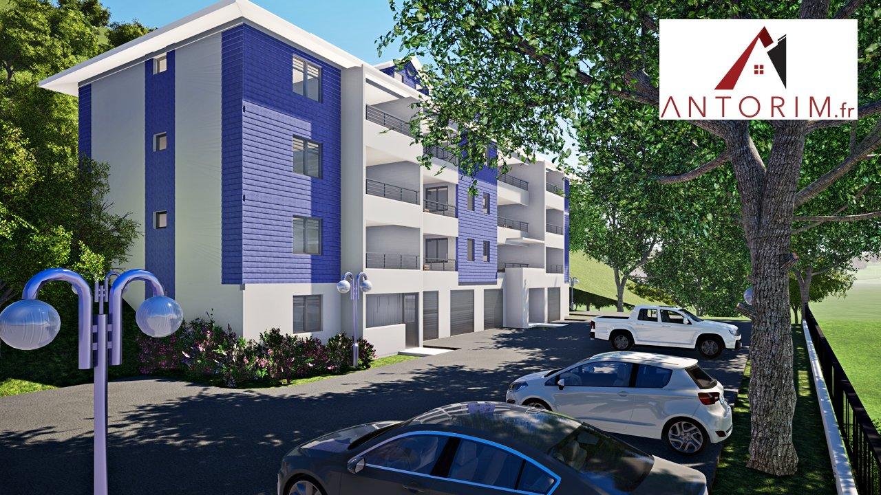 JAMBETTE BEAUSEJOUR - VEFA - Appartements en Défiscalisation