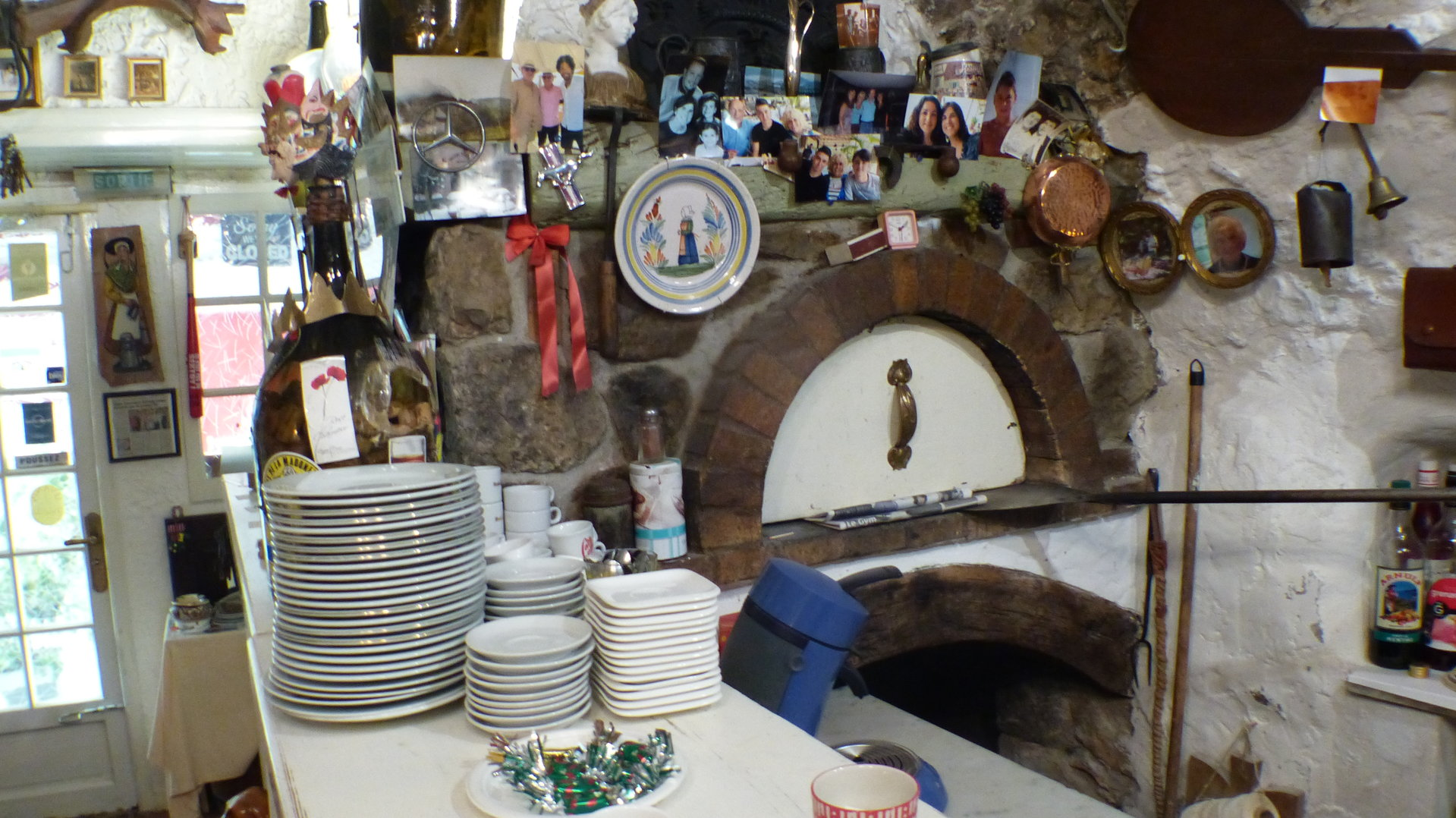 Restaurant Pizzeria Murs et fonds de commerce