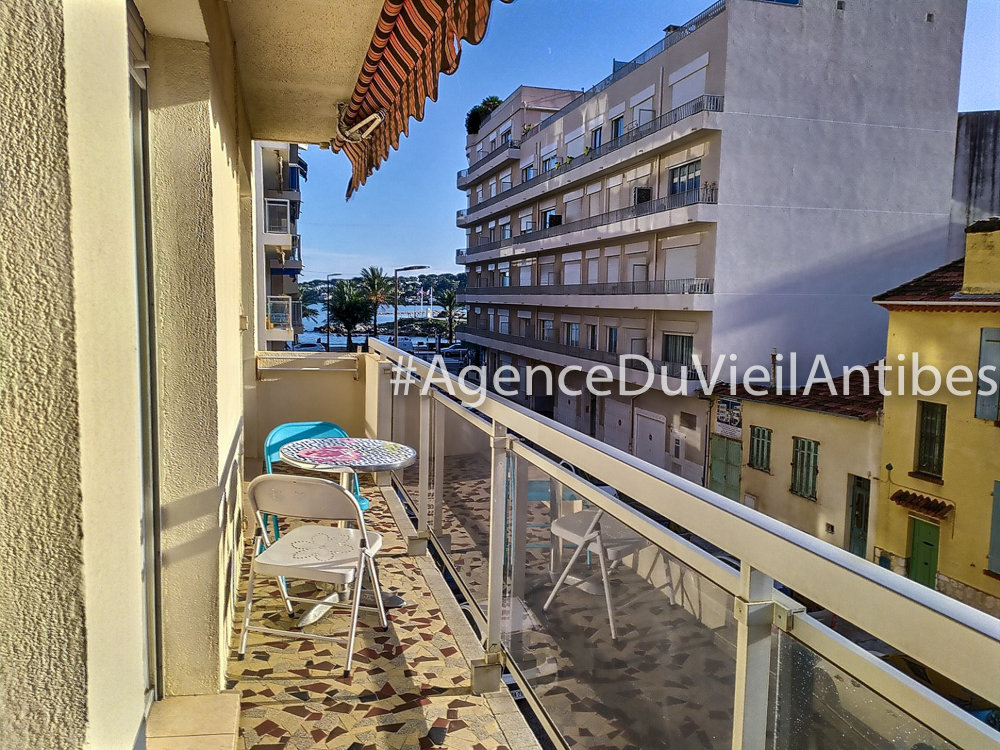 ANTIBES - ILETTE - 1/2 bedrooms 48 M2 with balcony