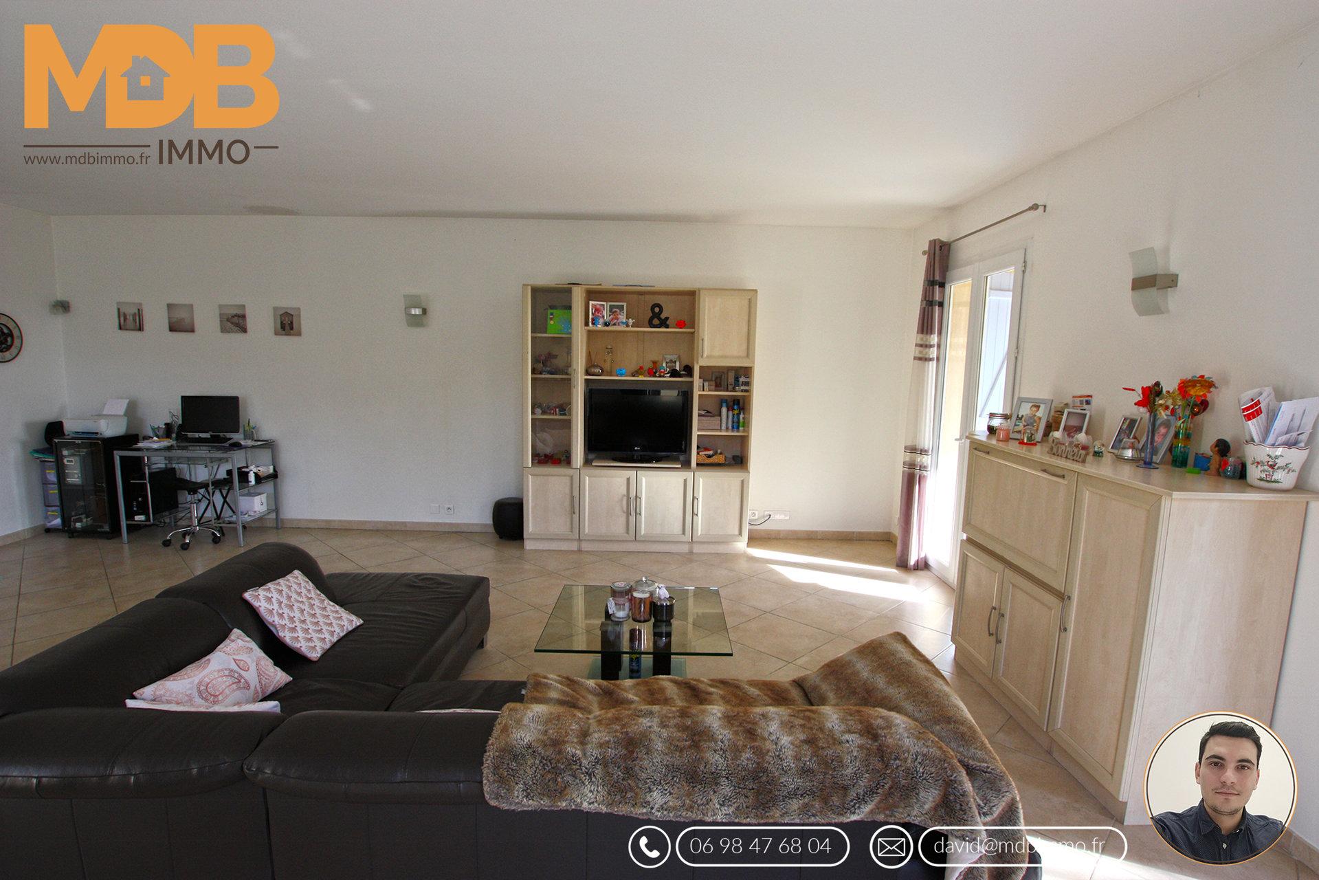 Maison individuelle - Frogier supérieur -  4 pièces - 130 m²