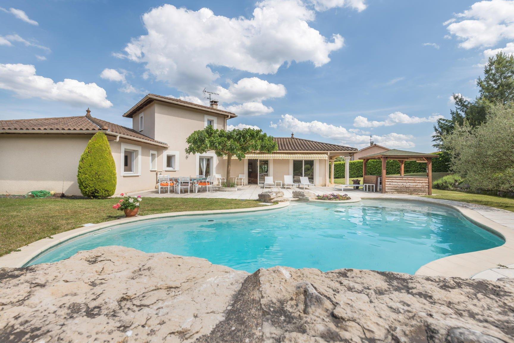 Vente Villa - Lucenay