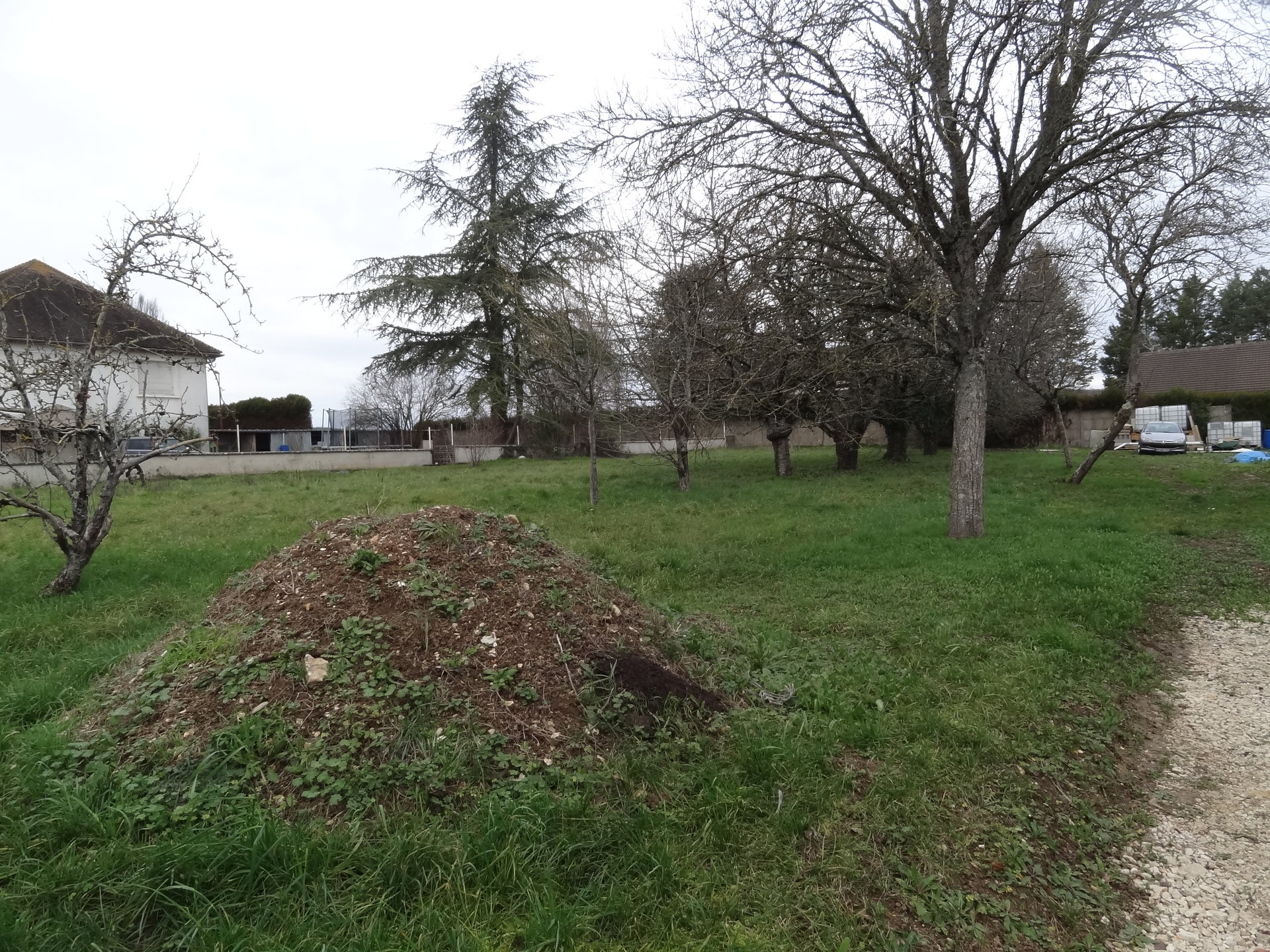 Sale Building land - Brion
