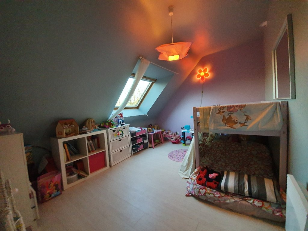 Maison de 2010-terrain 3068 m²-110 m² utiles