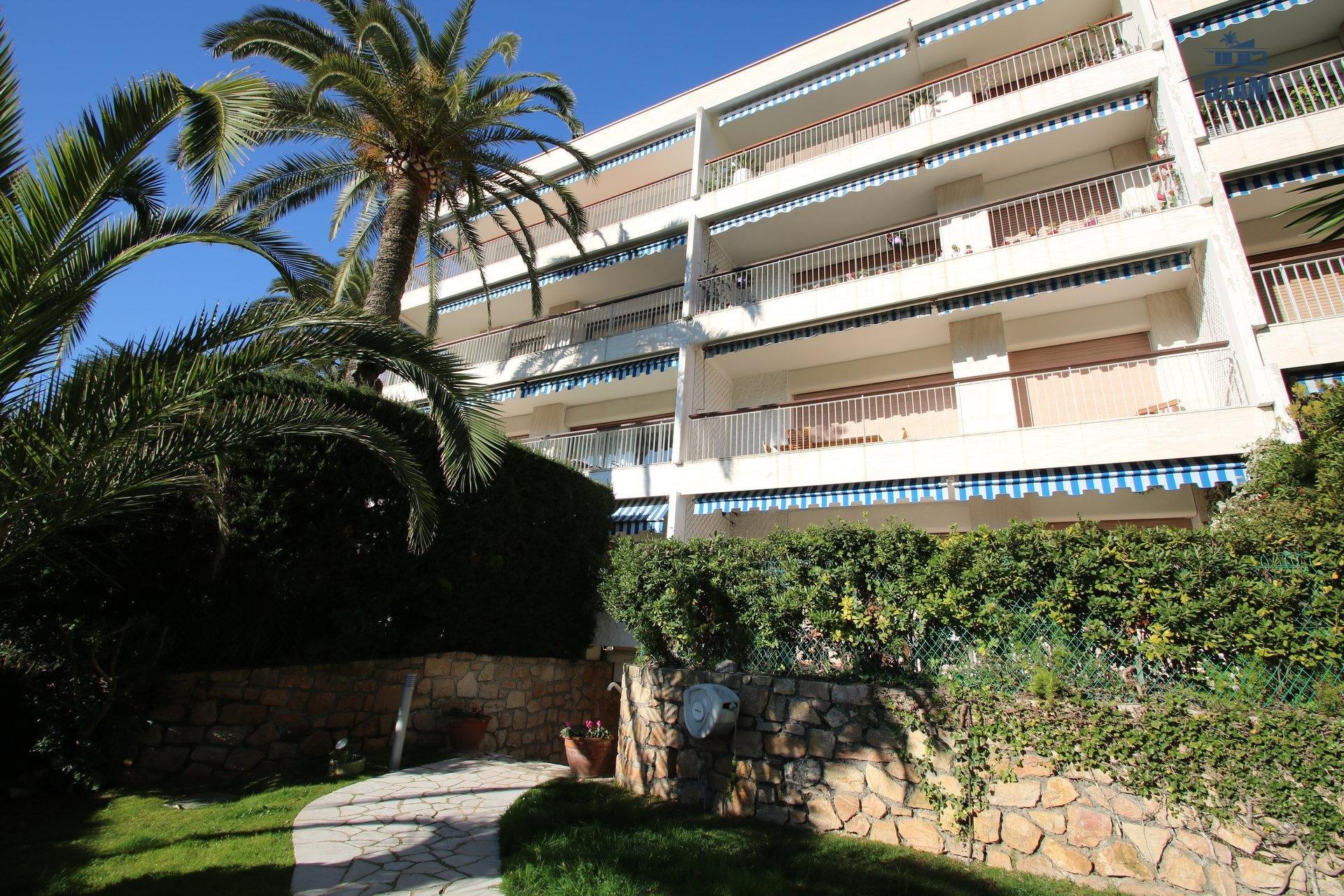 Extérieur, façade, parc arboré, Cannes, Palais des Festivals, Côte d'Azur