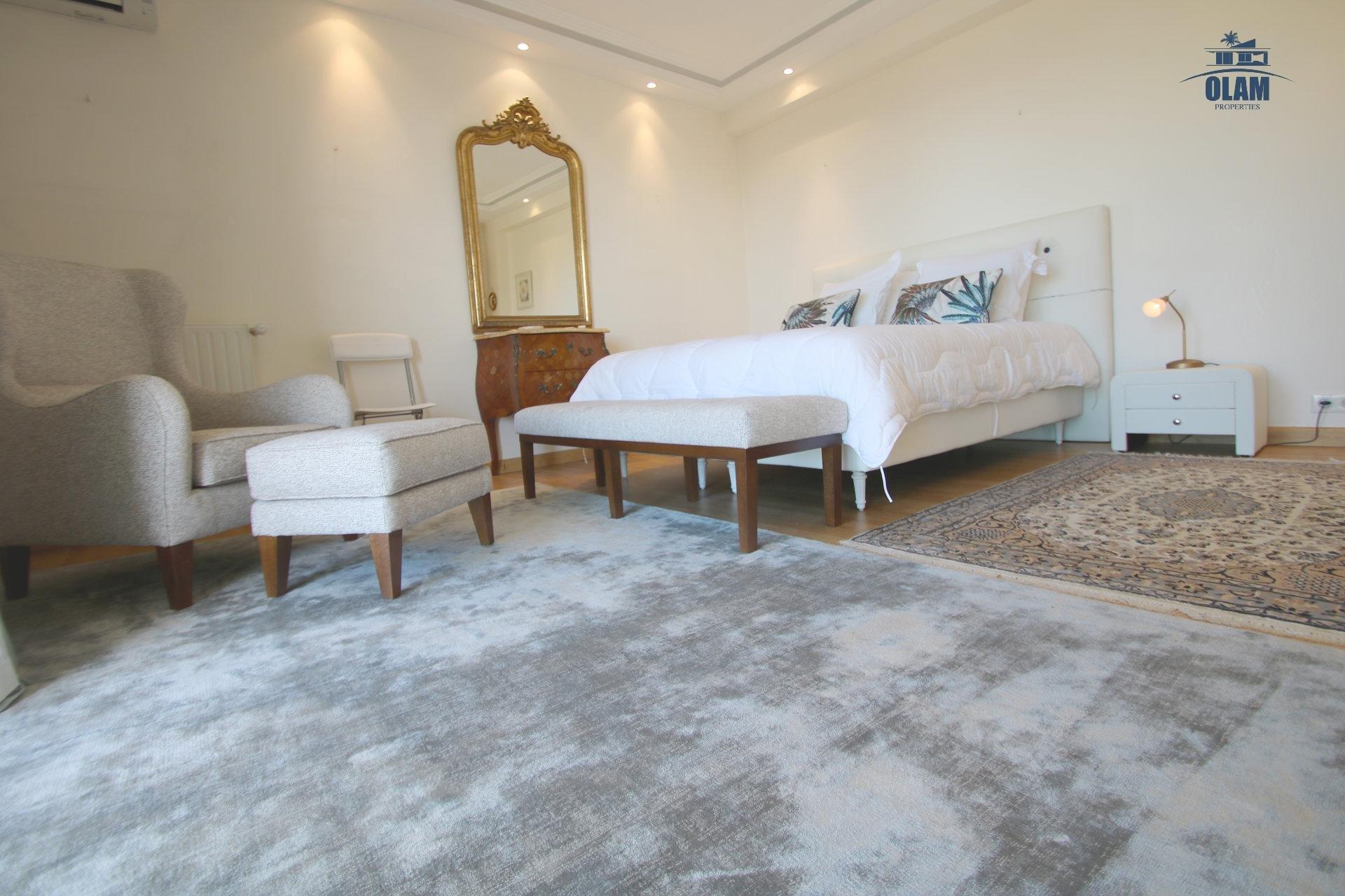 2nde chambre, salle de douche en-suite, Cannes, Croisette, Côte d'Azur