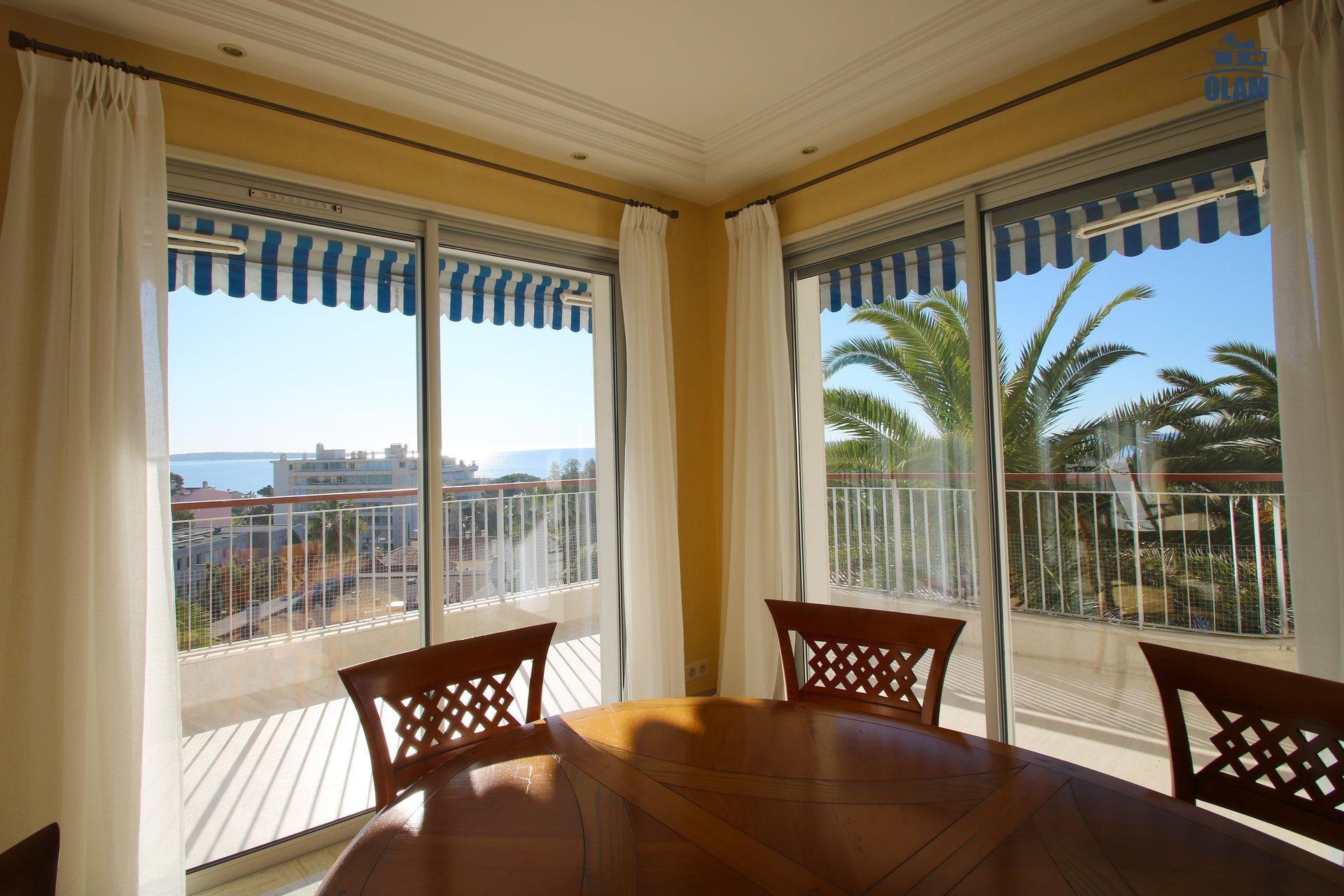 Séjour, Cannes, Croisette, Côte d'Azur, vue mer
